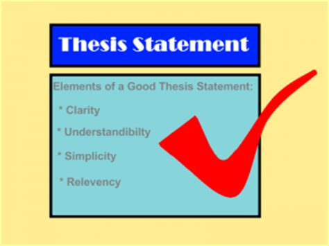 How to Write a Thesis Statement: Tips, Examples, Outline